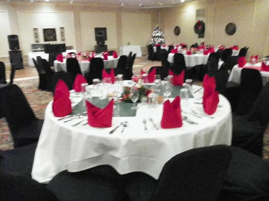 Lafayette Garden Inn & Conference Center: Reception and banquets