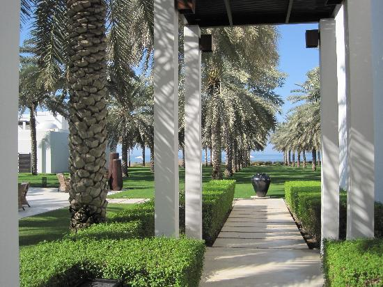 The Chedi Muscat – a GHM hotel : How about some Zen??
