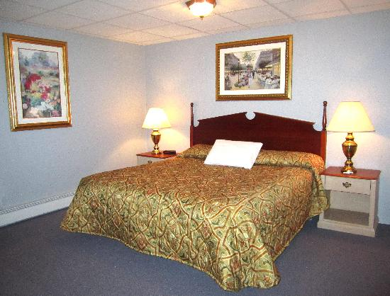 The Mill Stone Manor Motel: Grande Suite