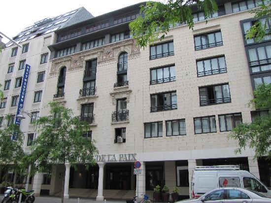 Hotel La Paix Reims