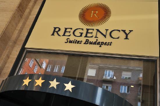 Regency Suites Hotel Budapest: Logo