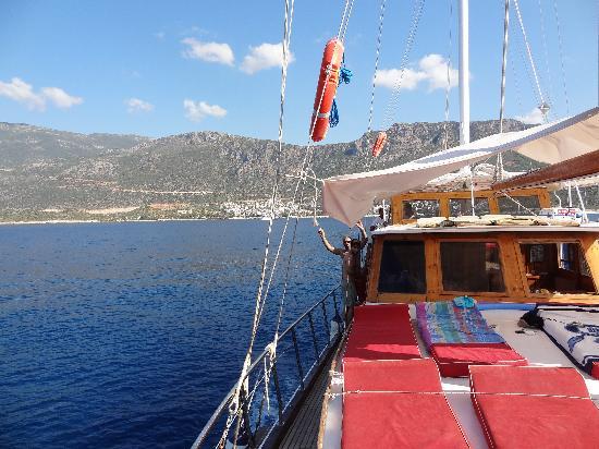 ZemZem Boat: Boat trip
