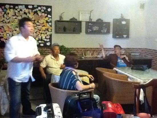 Huating Hotel Gulangyu Zhimeng: lobby