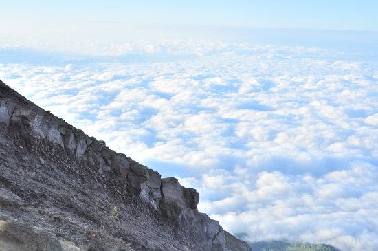 Mount Agung: mt agung