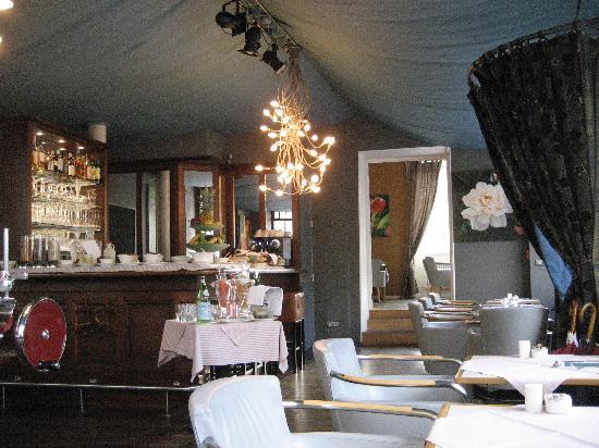 Parc Beaux-Arts Hotel Luxembourg: Breakfast Room