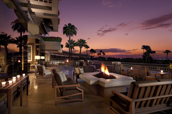 The Phoenician, Scottsdale : Lobby Patio