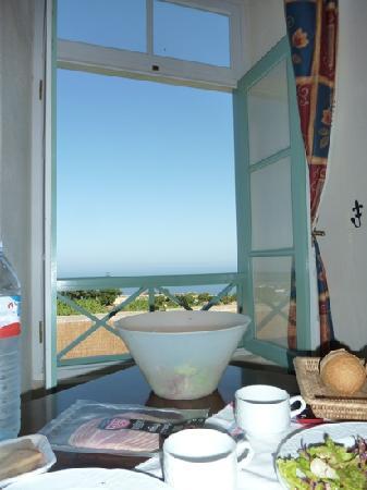 Casa Rural El Patio de Tita: The View