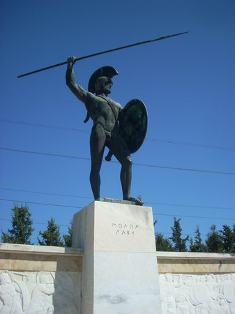 Battlefield of Thermopylae