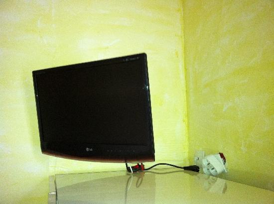 Hotel Parc Even : TV