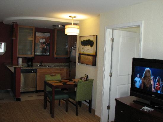 萬豪協和住宅旅館照片