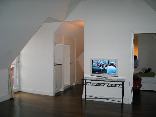 Gerbermuehle Hotel: Large room