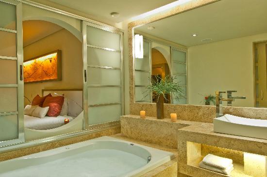 Paradisus Playa del Carmen La Perla: Deluxe Junior Suite - Bathroom