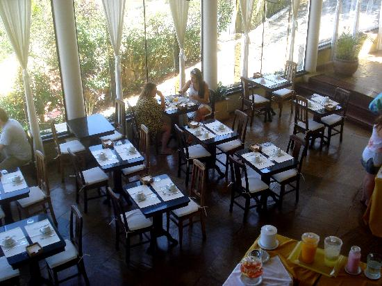 Desayunador   picture of hotel pousada e spa villa mercedes ...