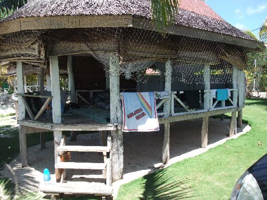 Tailua Beach Fales : Our Fale