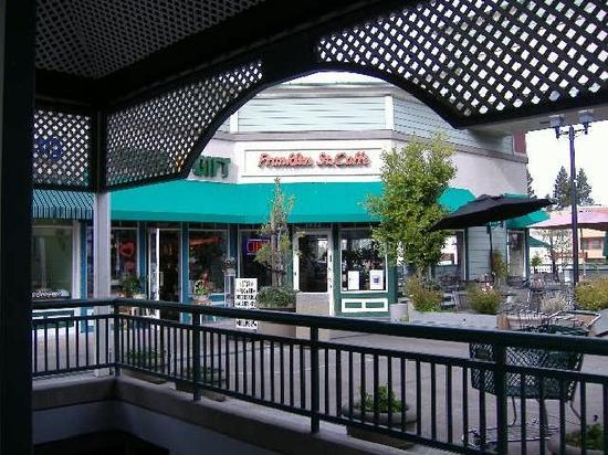 Franklin Street Cafe Redwood City