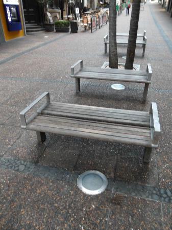 Take seat in Vulcan Lane