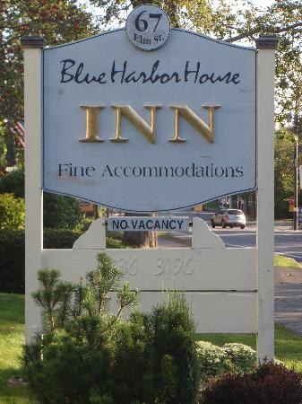 Blue Harbor House Inn: Blue Harbor Inn