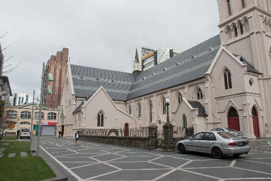 St. Patrick's Cathedral: North side of St Patrick's