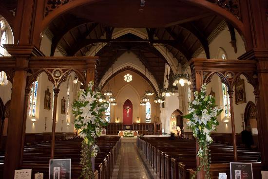 St. Patrick's Cathedral: Lovely inside St Patrick's