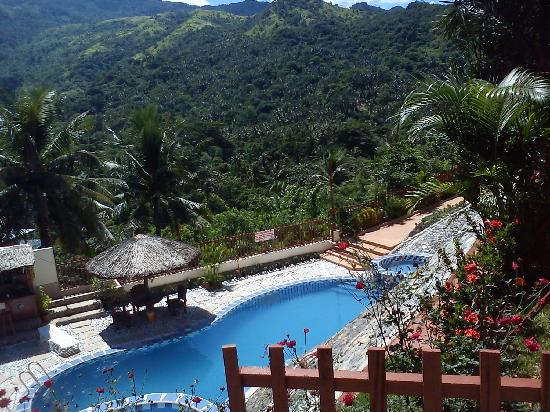 Tribal Hills Mountain Resort: pool
