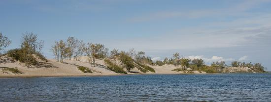Picton, Καναδάς: The dunes at Sandbanks