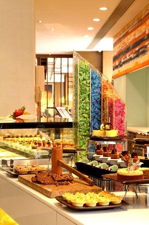Coffee Garden Shangri-La Hotel Shenzhen : 2