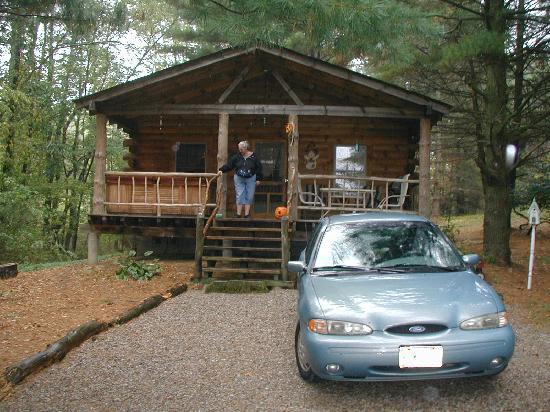 At Boulders Edge: Tallpines Cabin