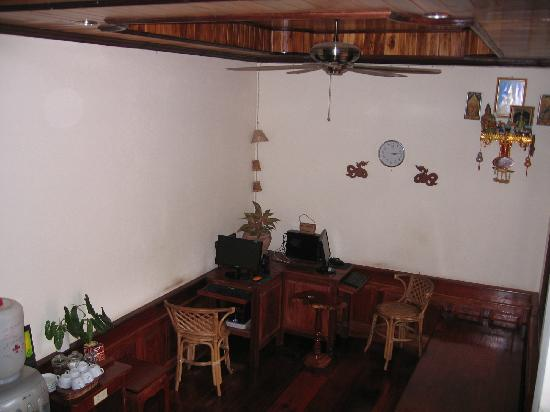 Ammata Guest House: Internet area