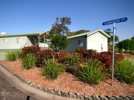 North Coast Holiday Parks Forster Beach : Beach Deluxe cabins