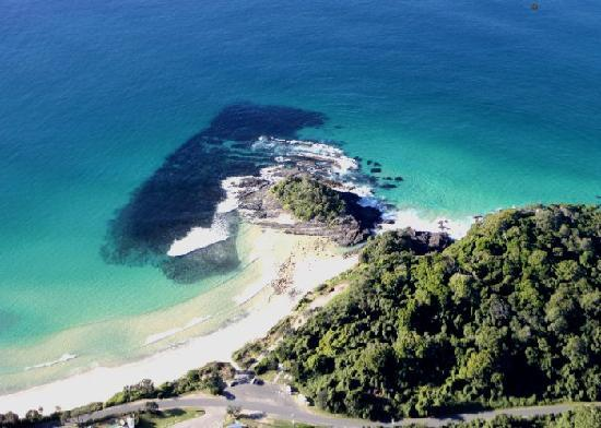 North Coast Holiday Parks Seal Rocks : Seal Rocks Holiday Park