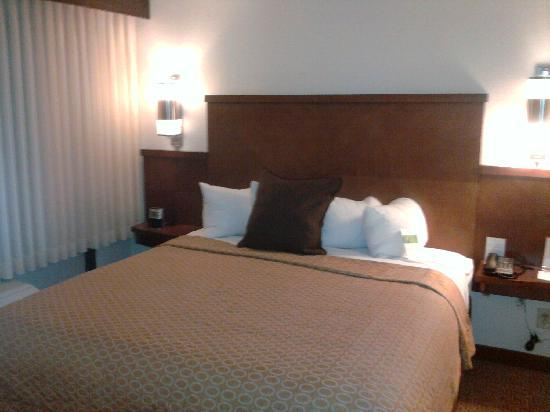 Hyatt Place Cincinnati/Blue Ash: Bedroom