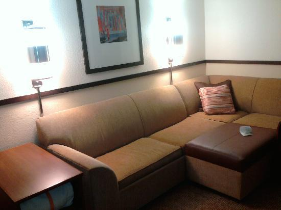 Hyatt Place Cincinnati/Blue Ash: Living Room