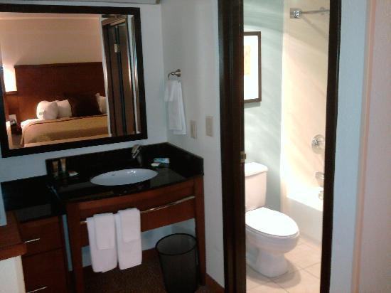 Hyatt Place Cincinnati/Blue Ash: Bath & Vanity
