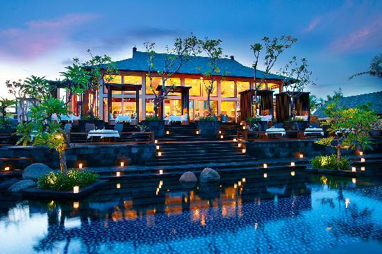 The St. Regis Bali Resort: Kayuputi Restaurant