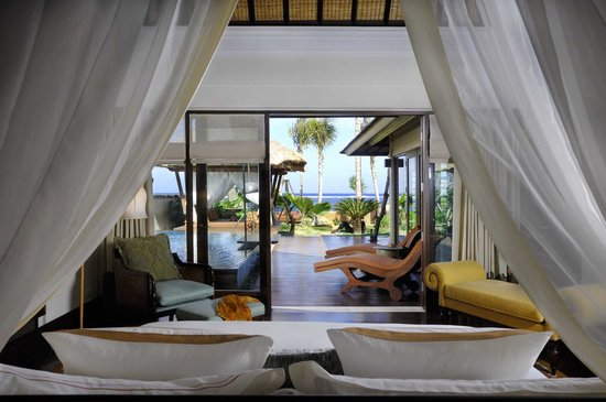 The St. Regis Bali Resort: The Strand Villa Bedroom - Ocean View