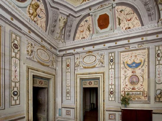 Museo Casa Martelli: Stanza Pompei