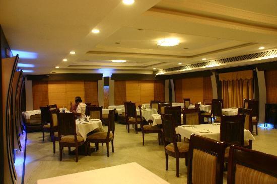 Hotel Asansol International : CHROME MULTICUSINE