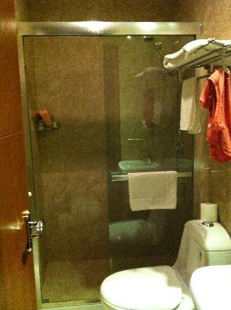 Hotel Rome Love: Hotel toilet