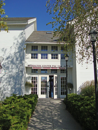 ‪The Bennington Center for the Arts‬