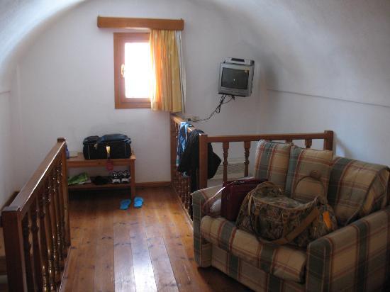 Anemomilos Villa: Schlafzimmer vorn