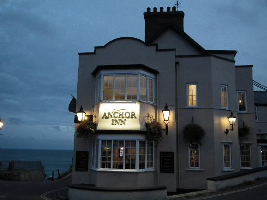 Anchor Inn Beer: Rooms with a view