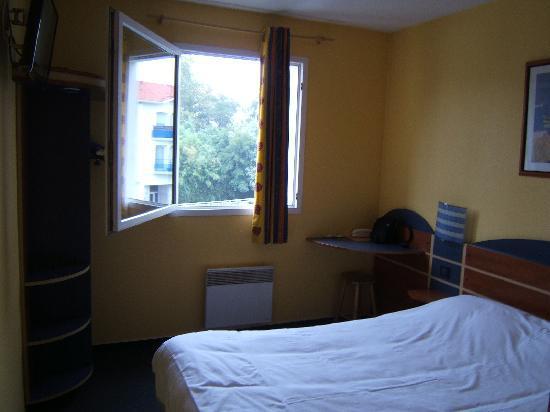 Hotel Altica Anglet: La ventana