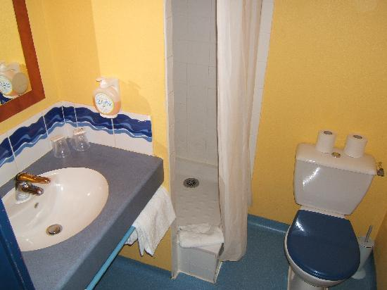 Hôtel Altica Anglet : Baño