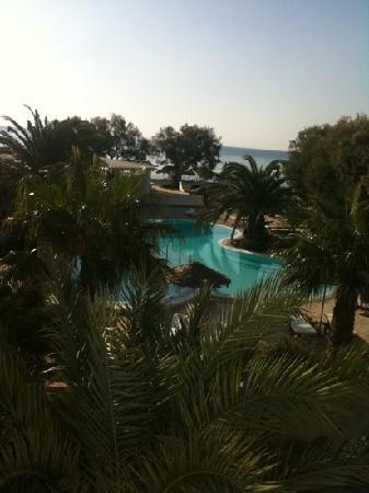 Atlantis Beach Villa: The view from our balcony
