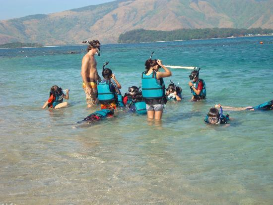 snorkeling Picture of Camayan Beach Resort and Hotel Subic Bay