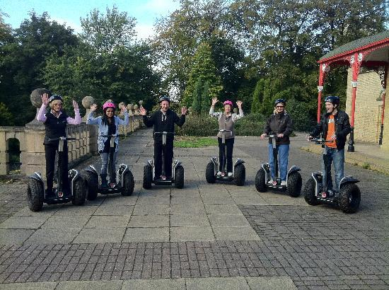 Simply Segway: ONE TOUR ABOUT TO GO