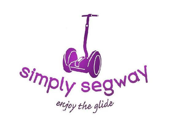 Simply Segway: LOOK FOR THE LOGO