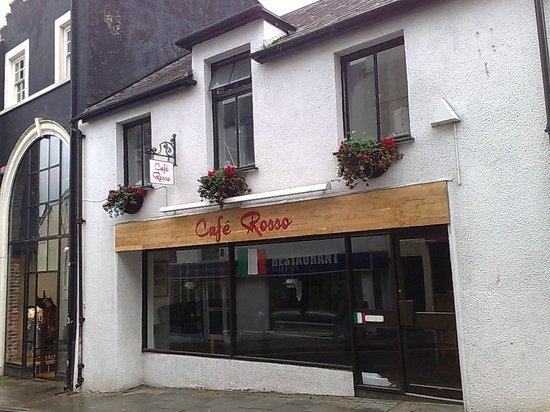 Cafe Rosso Bangor Restaurant Reviews Phone Number