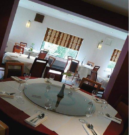 Ocean Cantonese Restaurant: Party table at Ocean