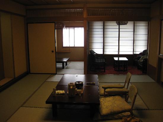 Kaga, Giappone: 客室